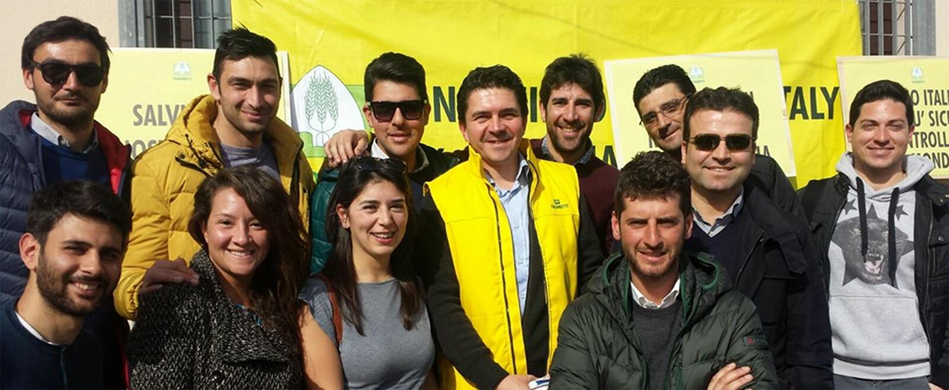 Gianni Cantele ends his mandate as Coldiretti Puglia president