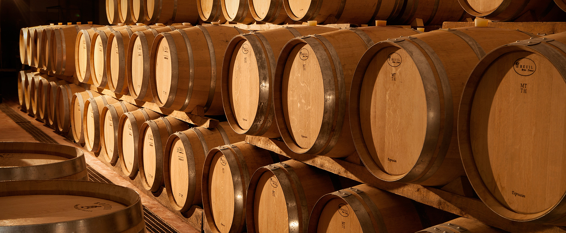 Gianni Cantele on barrique fermentation and aging