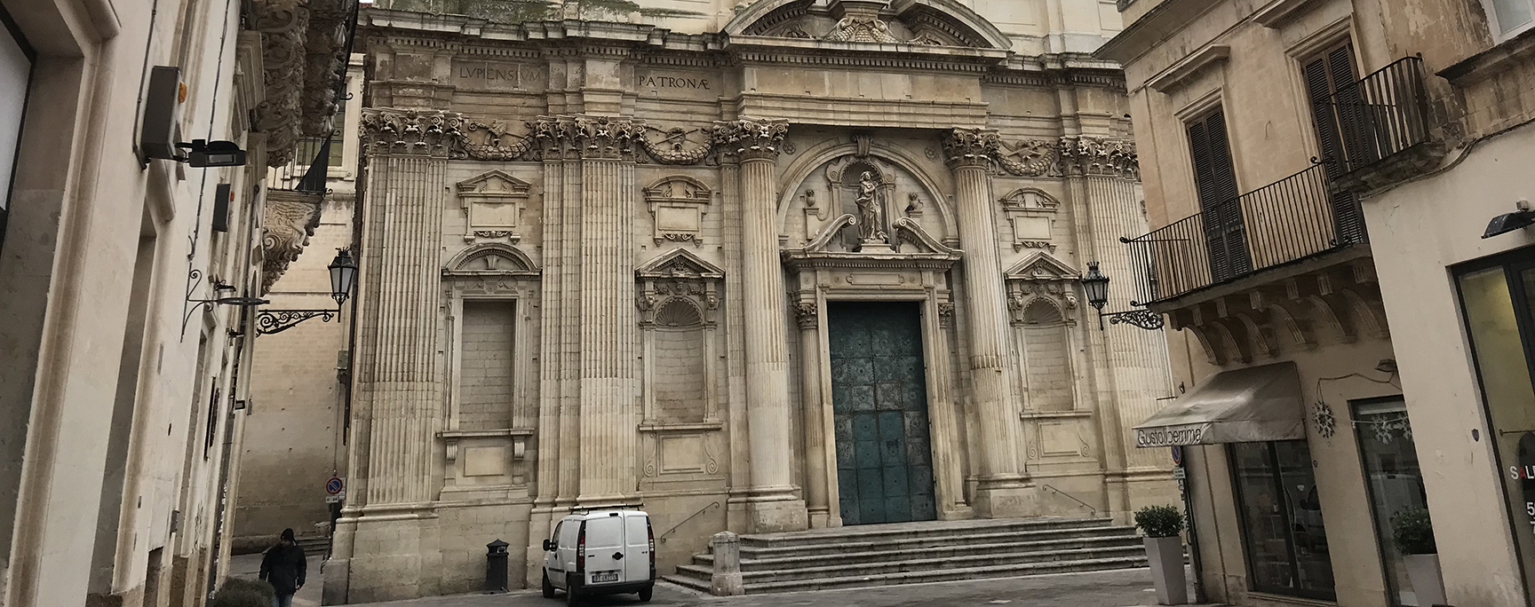 Getting lost in Lecce, one of life's great pleasures (photo essay)