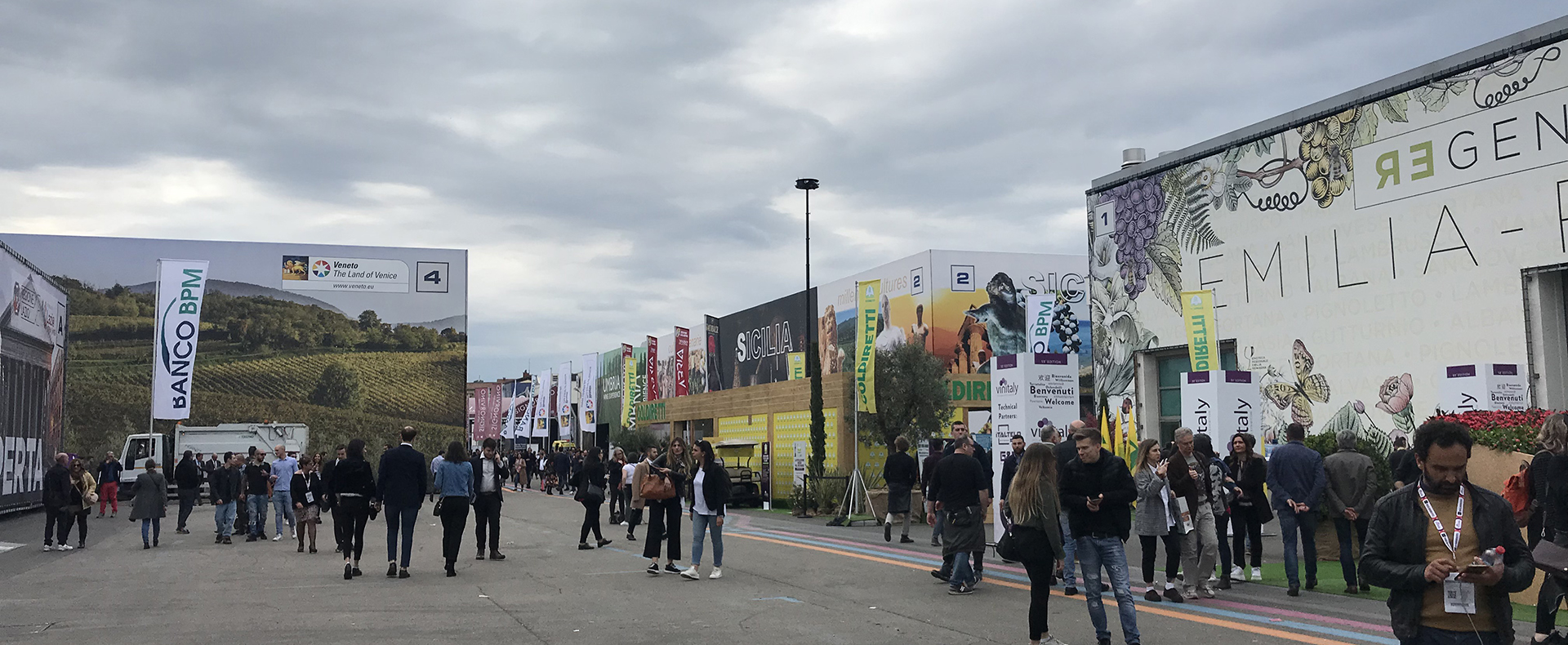 Thanks for a great Vinitaly!
