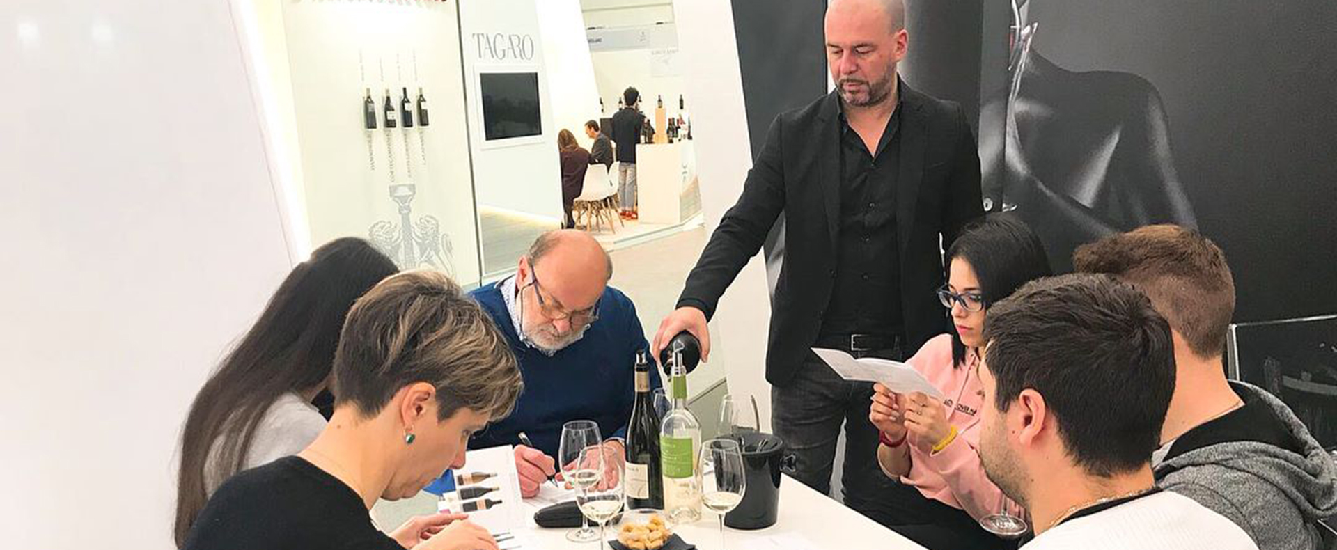 Taste with Paolo and Gianni at the Winebow/LLS Vini d'Italia tastings next week!