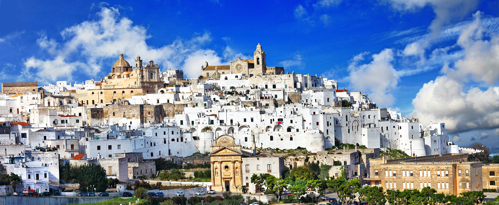 "Puglia where ""wine is as natural and as necessary as bread."""