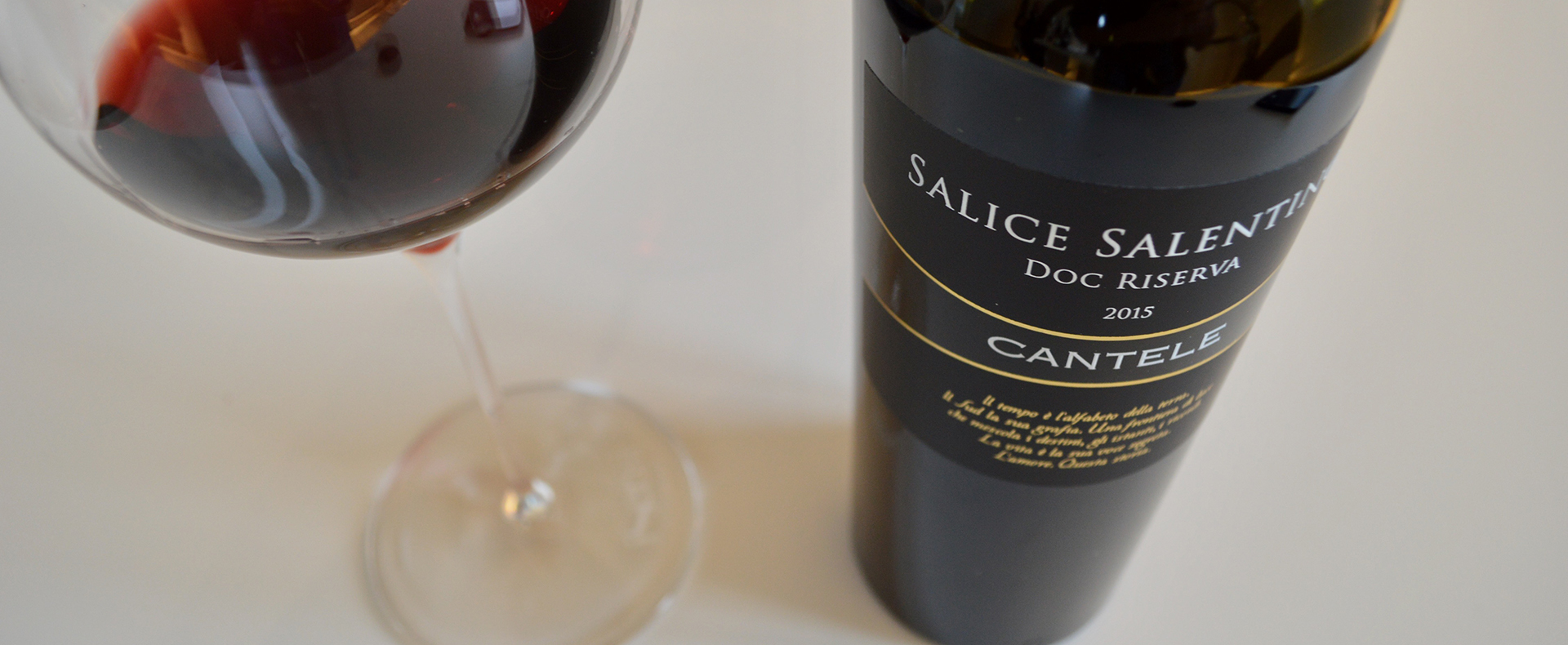 """Smart Buy"": Wine Spectator features Cantele Salice Salentino, 90 points"